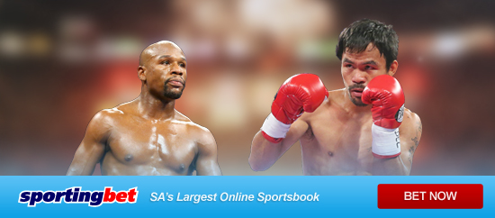 Maywether V Pacquiao sportingbet