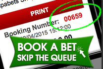 Supabets Book a Bet